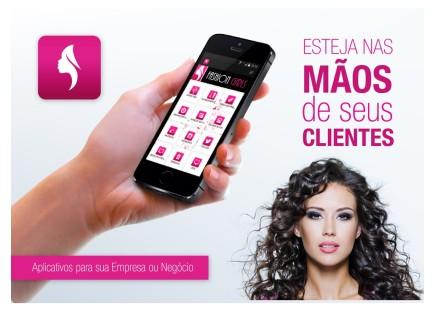 App Salão de Beleza